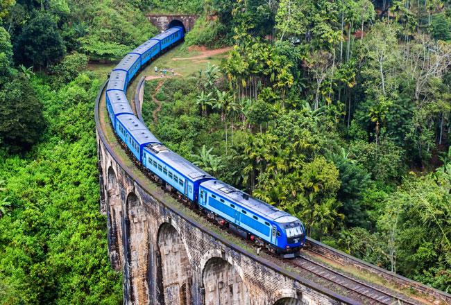Demodara Railway